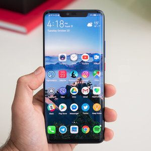 Huawei Mate 20 Pro first update brings camera and security improvements
