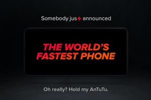 World's fastest phone rank snatched from the OnePlus 7 Pro, hold my AnTuTu!