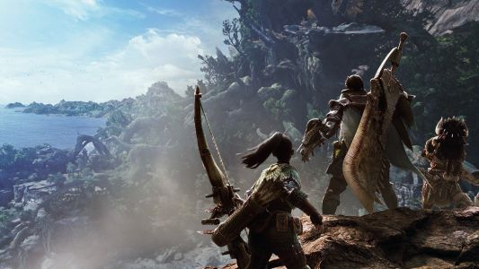 Monster Hunter: World made me, a recluse, happy to play with other people