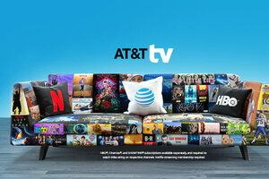AT&T kicks off rebranding of DirecTV Now service to AT&T TV Now