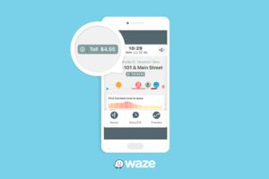 Waze starts showing toll prices for road trips in US and Canada
