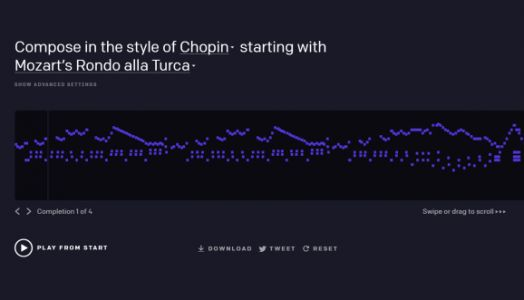 OpenAI's MuseNet AI generates novel four-minute songs with 10 across a range of genres and styles