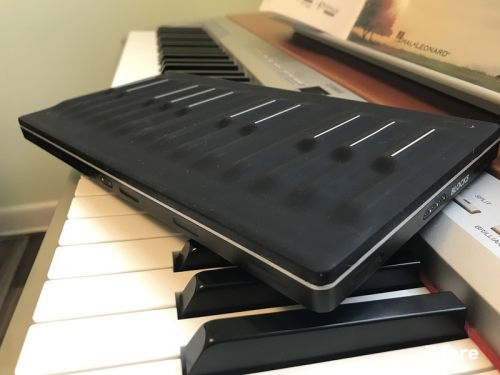 ROLI Seaboard Block review: A full band in a squishy, portable package