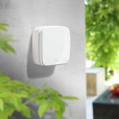 The Elgato Eve outdoor weather sensor is down to just $42
