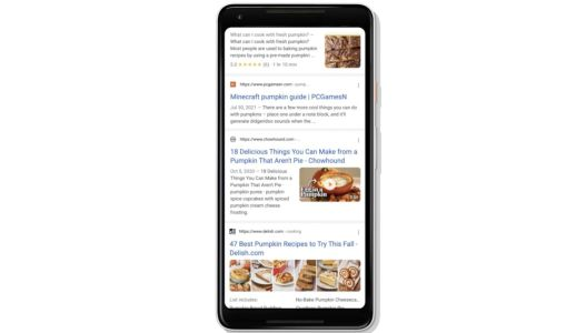 Google Search now has continuous scrolling on mobile