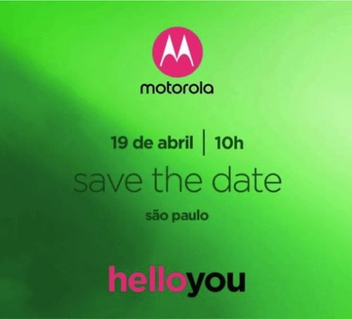 Moto G6 Series Will Be Announced On April 19th