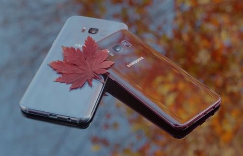 Burgundy Red Samsung Galaxy S8 Launched In India