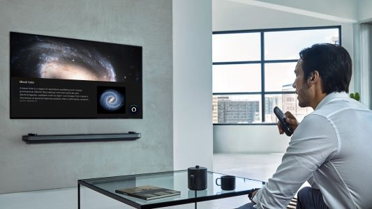 Amazon Alexa is rolling out to 2019 LG AI ThinQ TVs