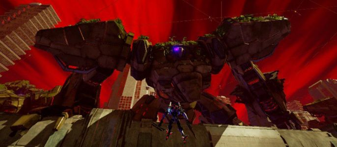 Here's what Nintendo Switch players think about Daemon X Machina
