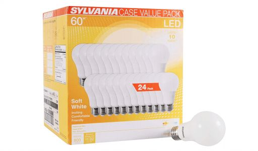 Save Up To 50% Off Sylvania LED Light Bulbs & Light Strips - Black Friday Deals 2020
