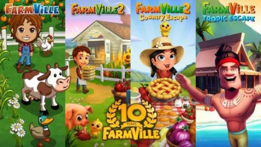 Farmville is getting a new game as series turns 10