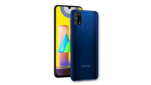 Samsung Galaxy M31 with 64MP quad cameras launched in India