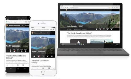Microsoft Edge Browser Beta Lands On The iPad