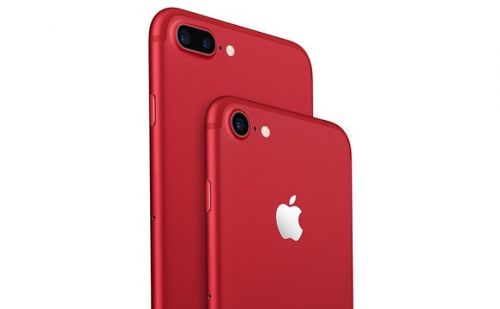 Apple Releases RED iPhone 8, iPhone X Folio Case