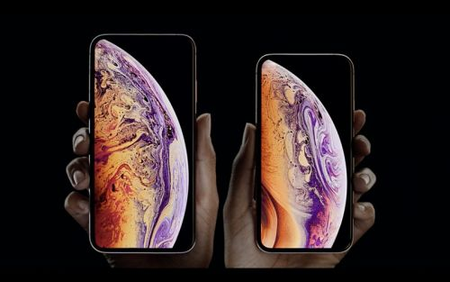 Apple Announces 'iPhone Xs' and 'iPhone Xs Max' With Gold Color, Face ID, and More