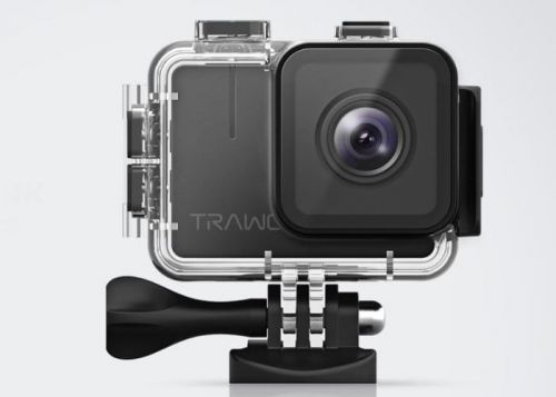 TRAWO 4K Ultra HD Waterproof Action Camera Just $99