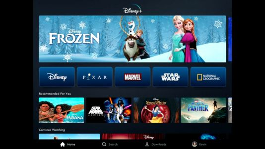We now know what Disney+ will look like, plus new Marvel, Star Wars series