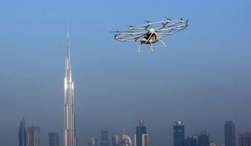 Dubai starts testing flying taxis