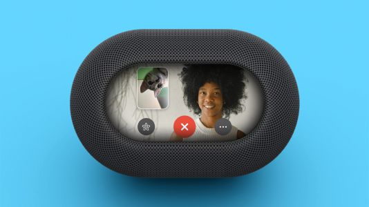 Bloomberg: Future HomePod May Feature iPad Connected Via Robotic Arm to Track Users Around The Room During FaceTime Calls
