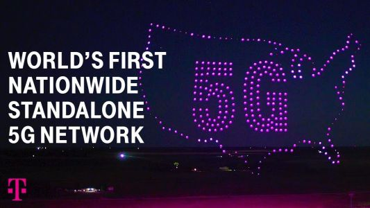 T-Mobile Launches First Nationwide Standalone 5G Network in U.S