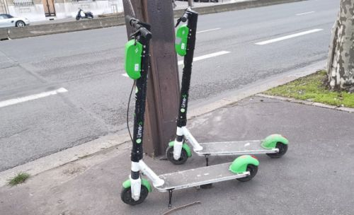 Lime pilots feature that lets you reserve an electric scooter 15 minutes in advance