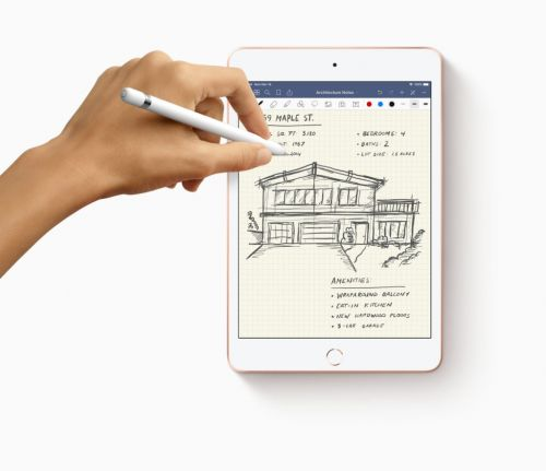 Apple Unveils New iPad mini and iPad Air With A12 Bionic Chip, Apple Pencil Support
