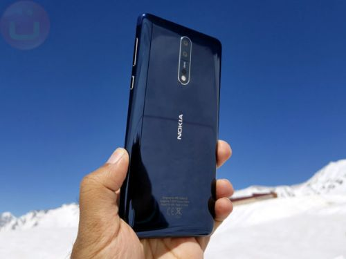 Nokia 8 Android Pie Beta Has Been Released