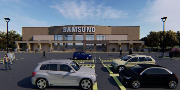 Samsung's New Customer Care Facility in South Carolina