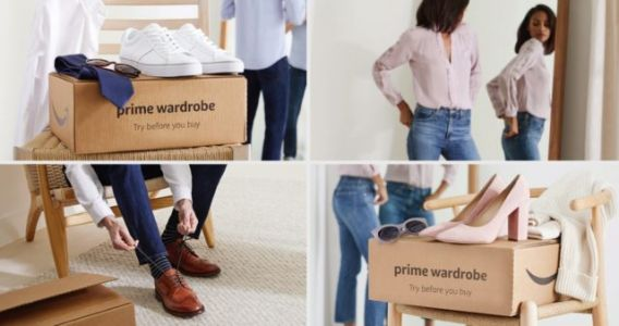 Amazon Prime Wardrobe Now Available To All U.S. Prime Members