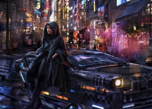 Cloudpunk cyberpunk game launches on Switch, Xbox and PS4