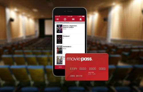 MoviePass appears to end its unlimited movie option, limited to four movies/month for now