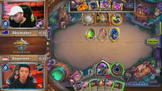 Hearthstone Roundup: The Best Hearthstone Decks and Hearthstone Championship Tour Developments