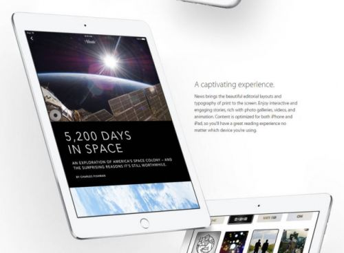 Apple Could Be Considering Launching News Subscription Service