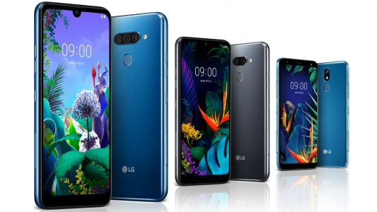 AI-powered LG Q60, LG K50 and LG K40 announced