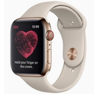 Apple was a heartbeat away from being forced to delay unveiling the Apple Watch Series 4 last week