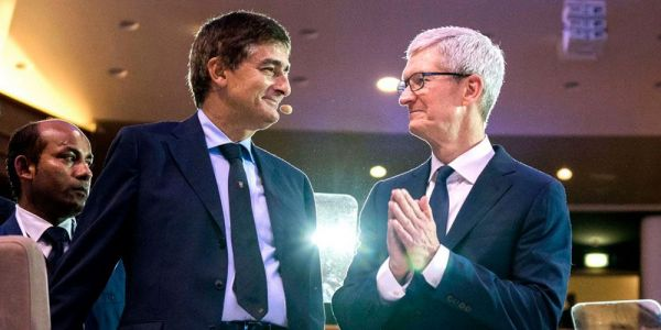 Tim Cook mourns the passing of 'father of GDPR' Giovanni Buttarelli