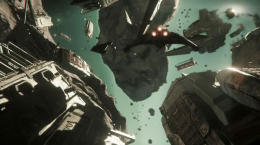 Star Citizen teases a new alpha because finishing games is for suckers