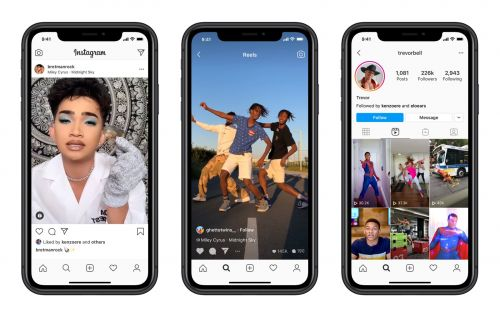 Instagram Lite update brings Reels but only for viewing