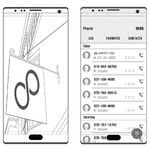 Samsung working to embed camera and fingerprint sensor into a smartphone's display