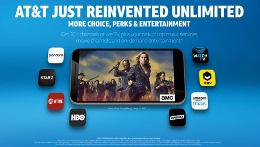 AT&T Follows Time Warner Acquisition With Reveal of Live 'WatchTV' Service and New Unlimited Phone Plans