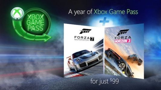 Microsoft Offers Forza Bundle With Xbox Game Pass For $99