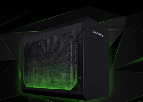 Gigabyte RX 580 Gaming Box External Graphics Card Unveiled