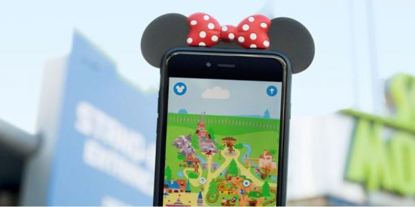 'Reverse AR' Disney app aims to entertain your family as you wait in line