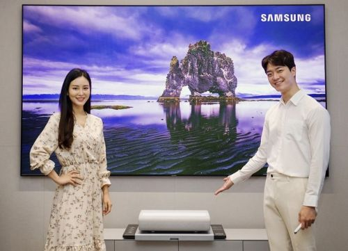 Samsung The Premier 4K projector launched in South Korea