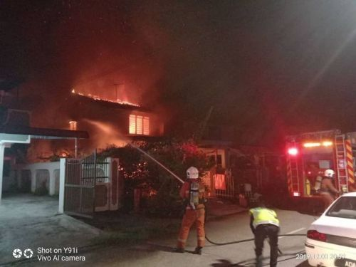 Three Houses Caught On Fire, Fake Mobile Phone Charger To Blame