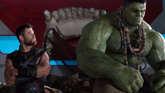 Thor: Ragnarok has landed on Disney Plus - and Black Panther is next