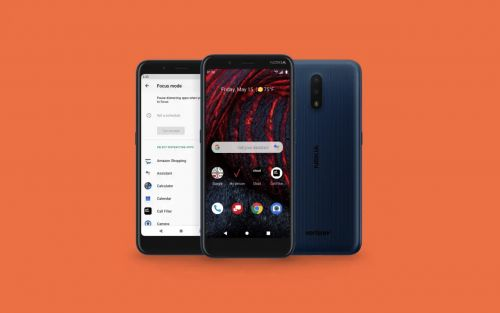 HMD Global's Nokia 2 V Tella available on Verizon, Walmart