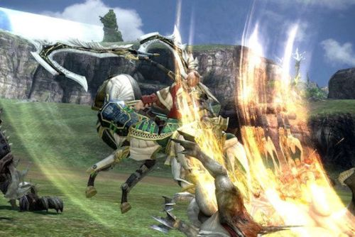 Final Fantasy 13 trilogy gets backward compatibility for Xbox One