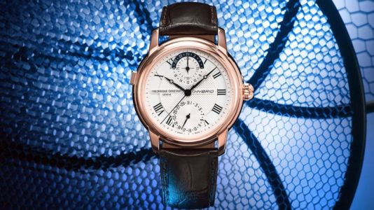 The first mechanical smartwatch is coming soon from Frederique Constant