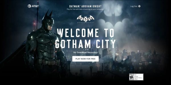 'Batman: Arkham Knight' is the first game to be powered by white-label Stadia streaming